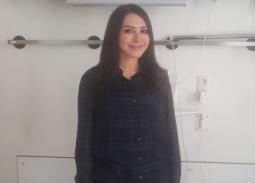 علاج المؤلفة إنجي علاء في ألمانيا