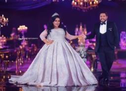 حفل زفاف شيماء سيف ومحمد كارتر
