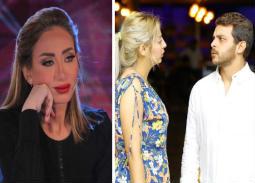 ريهام سعيد ترد على هجوم محمد رشاد: لست كبش فداء ولدي صور المحادثات