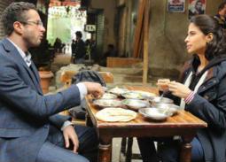 """روبي وأحمد الفيشاوي في """"عيار ناري"""""""