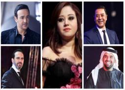 بالفيديو- أغاني مدحت صالح والجسمي والرباعي وجسار وريهام عبد الحكيم من احتفالية نصر أكتوبر