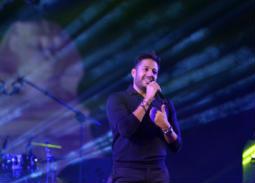 حفل محمد حماقي في الأهرامات