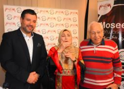 """فاطمة عيد تحتفل بألبومها """"أنا بنت عمك"""""""