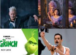 السينما في نوفمبر- 16 فيلما في شباك التذاكر العالمي..جوني ديب وسيلفستر ستالون في مواجهة موسم الجوائز