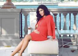 بالفيديو- هذا ما قالته جومانا مراد في ظهورها الأول بعد الولادة