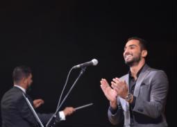 """حفل محمد الشرنوبي على مسرح """"زا ماركيه"""" بمول كايرو فيستيفال سيتي"""