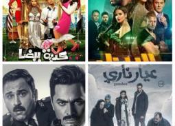 """لا جديد يذكر ولا قديم يعاد في إيرادات السينما المصرية.. تفوق """"البدلة"""" والأخير كما هو"""