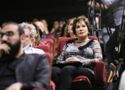 لبلبة فب افتتاح الدورة الـ11 لبانوراما الفيلم الأوروبي