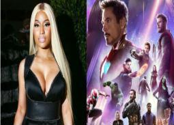 قائمة جوائز اختيارات الجمهور- Avengers: Infinity War يسيطر على السينما ونيكي ميناج الأفضل في الغناء