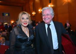 تكريم نادية الجندي وماجد الكداوني وشيرين رضا في ختام الدورة الـ 22 من المهرجان القومي للسينما
