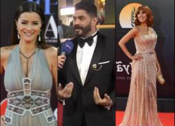 بالفيديو- الإحراج لا يتوقف في القاهرة السينمائي.. 3 نجوم يتعرضون لمواقف محرجة في الختام