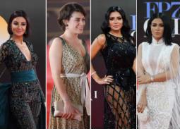 """لعبة """"في الفن""""- اختر صاحبة أفضل فستان في ختام مهرجان القاهرة السينمائي الـ 40"""