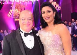 صور- زفاف ابنة صلاح عبد الله على رجل الأعمال عمرو فتحي