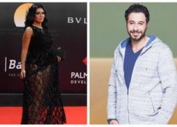 أحمد السعدني يعلق على فستان رانيا يوسف ويؤكد: هي الوحيدة التي فهمت كلامي