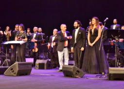 حفل الفنان اللبناني زياد الرحباني  في مركز المنارة بالقاهرة الجديدة
