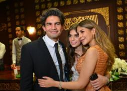 حفل زفاف مريم قورة شقيقة الفنانة ملك قورة على رجل الأعمال إسلام خالد صلاح