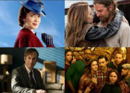حصاد 2018- معهد الفيلم الأمريكي يختار أفضل 10 أفلام ومسلسلات أجنبية لهذا العام.. استثناء Roma