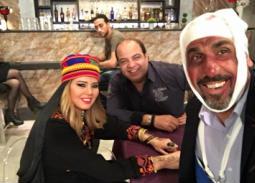 """رانيا فريد شوقي دجالة في مسلسل """"أيام العسل"""""""