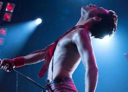 رامي مالك عن فيلم Bohemian Rhapsody