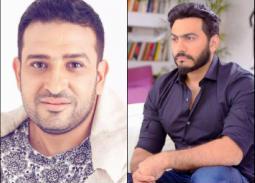"""فيديو وصور- تامر حسين يكشف حقيقة خلافه مع تامر حسني بسبب أغنية """"ناسيني ليه"""""""