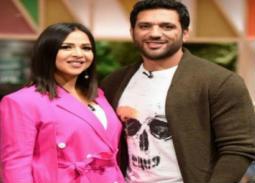 بالفيديو- حسن الرداد يكشف كواليس علاقته مع إيمي سمير غانم قبل الزواج