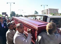 جنازة حسن كامي