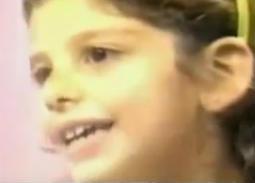 18 صورة- هكذا أصبحت الطفلة نادينا مغنية Vola, vola في عمر الـ38