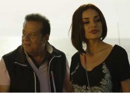 """بالفيديو- لطفي لبيب على كرسي متحرك في إعلان فيلم """"عمر خريستو"""""""