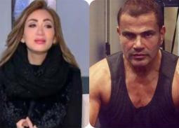 بالفيديو- هذا ما قالته ريهام سعيد عن عضلات عمرو دياب والمنشطات