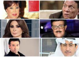حصاد 2018- هكذا تعامل النجوم مع شائعات وفاتهم.. عادل إمام اتعود وإليسا غاضبة وسمير غانم يتجاهل