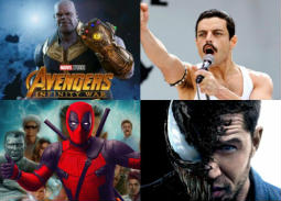 قائمة IMDB للأفلام الأكثر شعبية في عام 2018.. بعيدا عن التقييمات والإيرادات