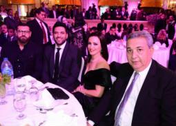 حفل نايل دراما لتكريم نجوم الدراما المصرية والعربية لعام 2018