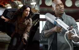 رسميا.. انضمام تيريس جيبسون وميشيل رودريجيز لـ Fast & Furious 9 بعد تهديدات بالإنسحاب