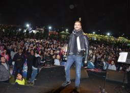 حفل محمد الشرنوبي في مول كايرو فستيفال سيتى