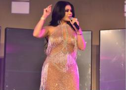 """هيفاء وهبي تشعل """"كريسماس""""الإسكندرية بأغاني """"حوا"""""""
