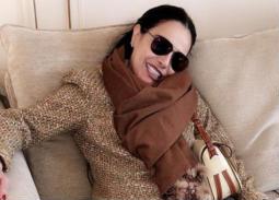 شاركت الفنانة شريهان جمهورها بصورة جديدة  في أحدث ظهور لها.