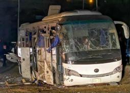 ردود فعل الفنانين على حادث تفجير الحافلة السياحية في المريوطية
