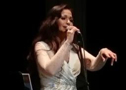 رحمة تعود للغناء على المسرح الصغير بدار الأوبرا المصرية