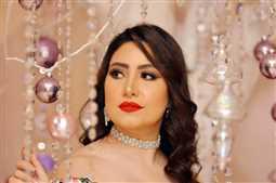 """صورة - كيف احتفلت بوسي بعيد ميلاد """"ياسين"""""""