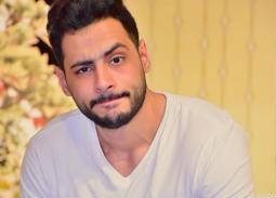 """بالفيديو- نجم """"مسرح مصر"""" حامد الشراب يطرح أغنية مصورة بمناسبة العام الجديد"""