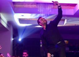 رامي صبري يتألق بحفلين ليلة راس السنة