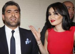 بالفيديو- سيرين عبد النور وعابد فهد وزوجته يرقصون في حفل وائل كفوري برأس السنة