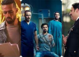 القائمة الكاملة لإيرادات السينما المصرية يوم الخميس 3 يناير.. هذا الفيلم بالمركز الأخير