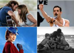 توقعات جوائز جولدن جلوب السينمائية لعام 2019.. من الأقرب للفوز؟ جوائز محسومة وأخرى حائرة
