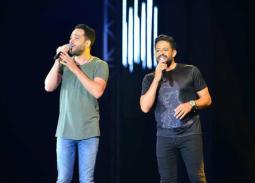رامي جمال: أنتظر ألبوم محمد حماقي الجديد