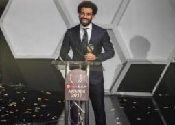 نجوم الفن يتغنون بمحمد صلاح بعد فوزه بجائزة أفضل لاعب في إفريقيا.. فيلم سينمائي عن فخر العرب