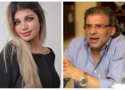 خالد يوسف عن صورته مع ياسمين الخطيب: أنا أكبر من ذلك