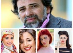 أزمات خالد يوسف مع الجنس اللطيف.. انفصال عاطفي وفني عن هذه الفنانة