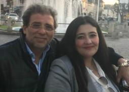 10معلومات عن شاليمار الشربتلي زوجة المخرج خالد يوسف..وصفته بثقيل الدم قبل زواجهما