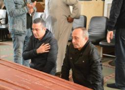 جنازة سعيد عبد الغني